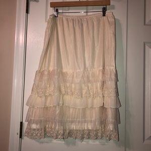 Dainty Jewell's Modest Slip / Skirt Extender
